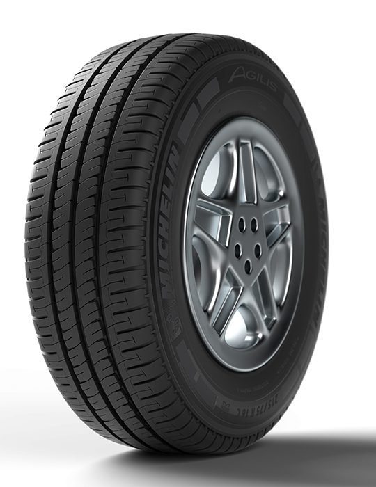Michelin Agilis+ Θερινό Ελαστικό VAN/Ελαφρά Φορτηγά